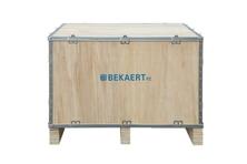 常州定制钢边箱 出口木箱